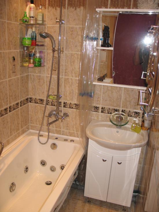 Ремонт ванных комнат в панельных домах